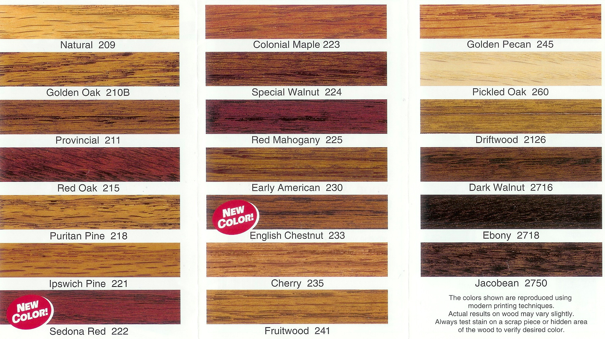 Minwax Floor Stain Color Choices Floors Pinterest